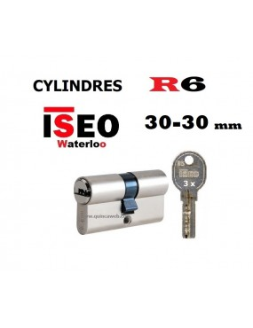 CYLINDRE SERRURE HAUTE SECURITE 30//30 ISEO